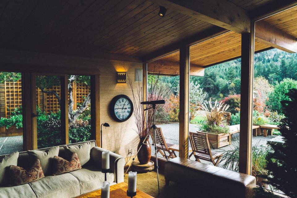 home design glass doors